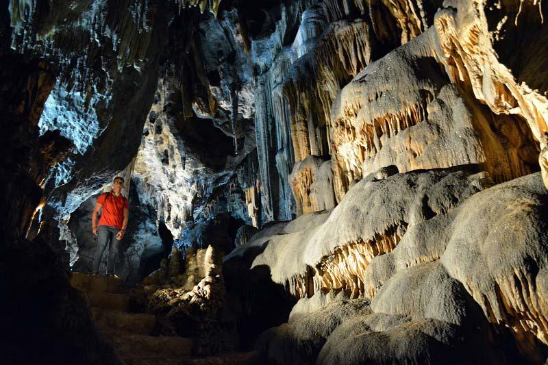 Cueva doña trinidad grund