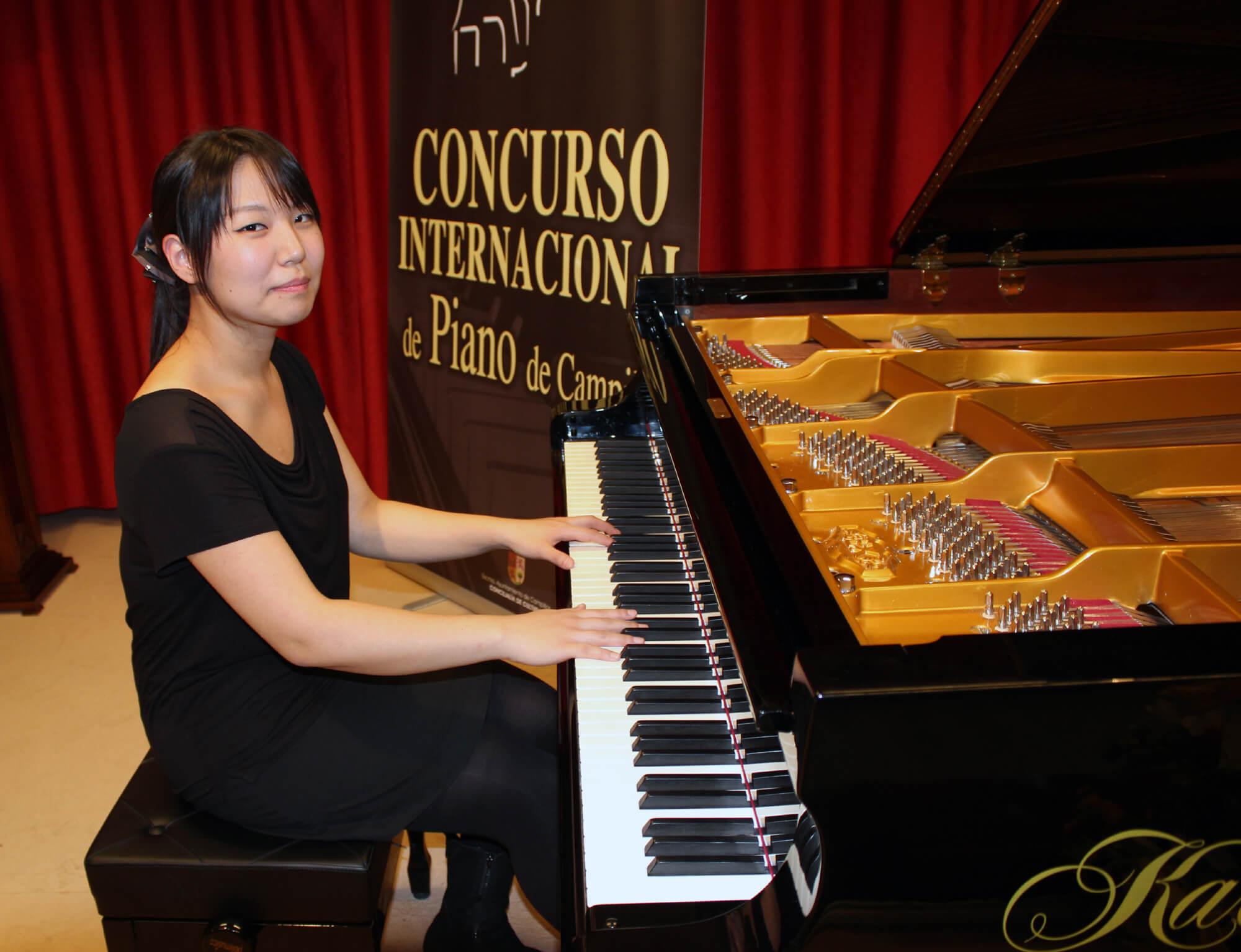 CONCURSO INTERNACIONAL DEL PIANO EN CAMPILLOS