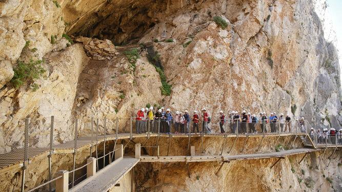 Caminito del Rey desde Granada
