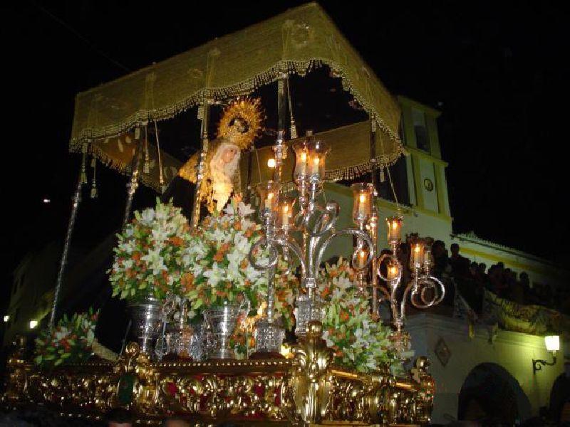 Semana Santa en el Valle de Abdalajís