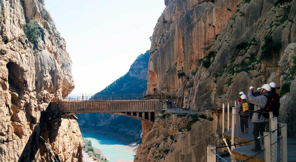 Caminito del Rey - Patrimonio mundial Unesco