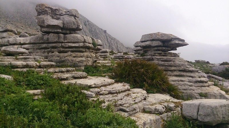 Ruta senderismo Valle de Abdalajís