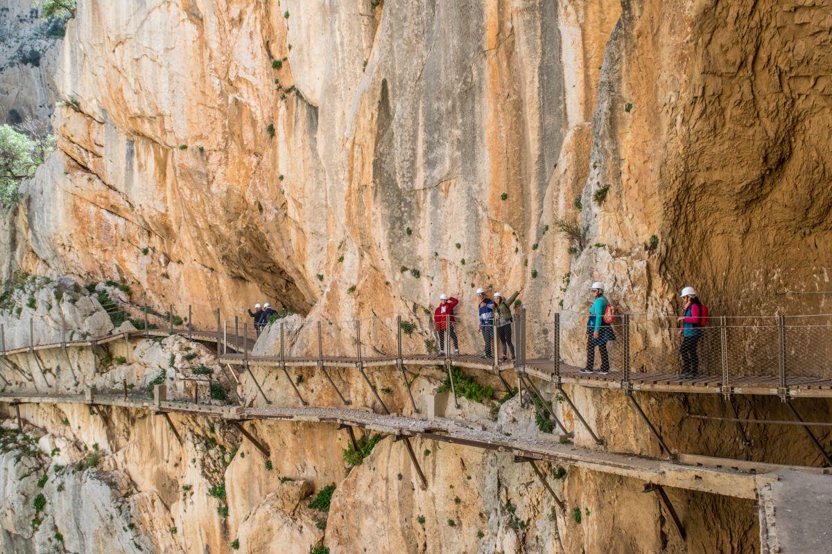 Visita Guiada caminito del Rey